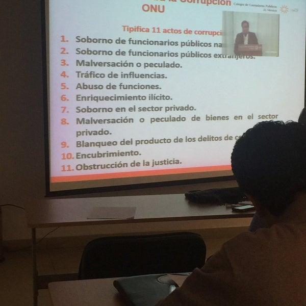 Photos at Colegio de Contadores Publicos de México Sede Sur