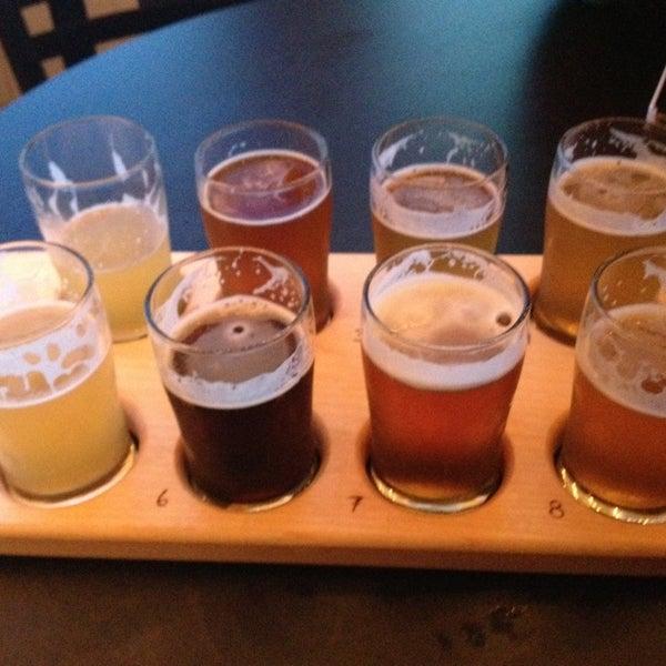 Снимок сделан в Peddler Brewing Company пользователем Tim G. 3/23/2013