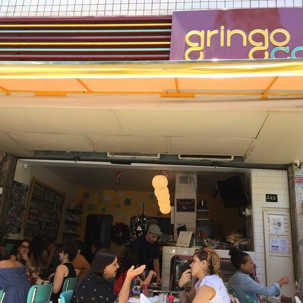 Photo prise au Gringo Café par Josh K. le12/16/2017