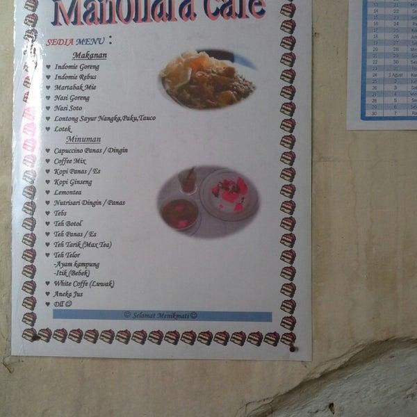 Fotos En Cafe Manohara Era Jalan Tan Malaka