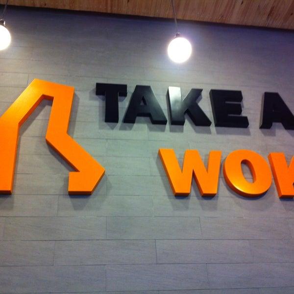 1/22/2013にMariel A.がTake a Wokで撮った写真