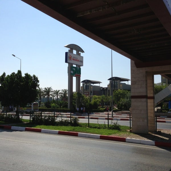 Снимок сделан в Antalya Migros AVM пользователем Kaan G. 7/7/2013