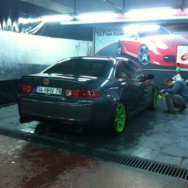 3/28/2013 tarihinde Sercan Ö.ziyaretçi tarafından F&F Car Clean'de çekilen fotoğraf