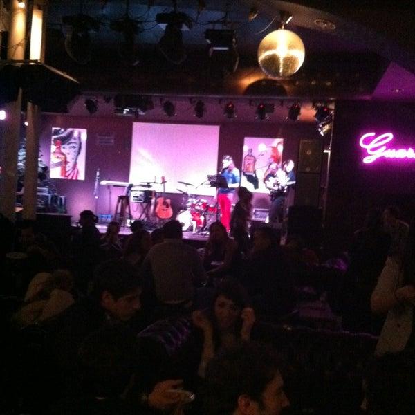 รูปภาพถ่ายที่ Bobino Club โดย Raul T. เมื่อ 1/22/2013