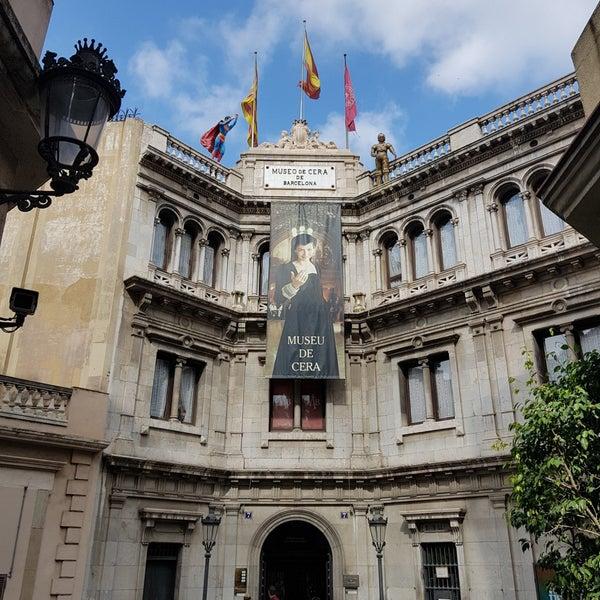 8/12/2018にMilos S.がMuseu de Cera de Barcelonaで撮った写真