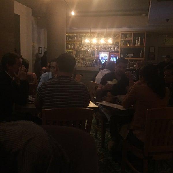 Foto diambil di Agua y Sal Cebichería oleh Kathy K. pada 3/5/2019
