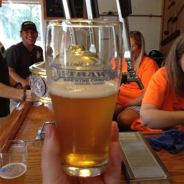Das Foto wurde bei Strawn Brewing Company von Sande E. am 8/31/2013 aufgenommen