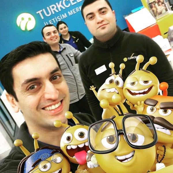 Turkcell İletişim Merkezi - İzmir'de Cep Telefonu Dükkanı