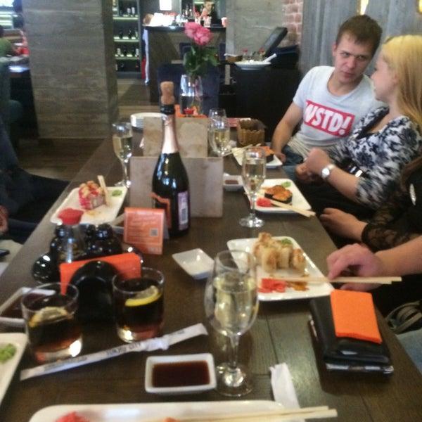Токио-City - Japanese Restaurant in Санкт-Петербург