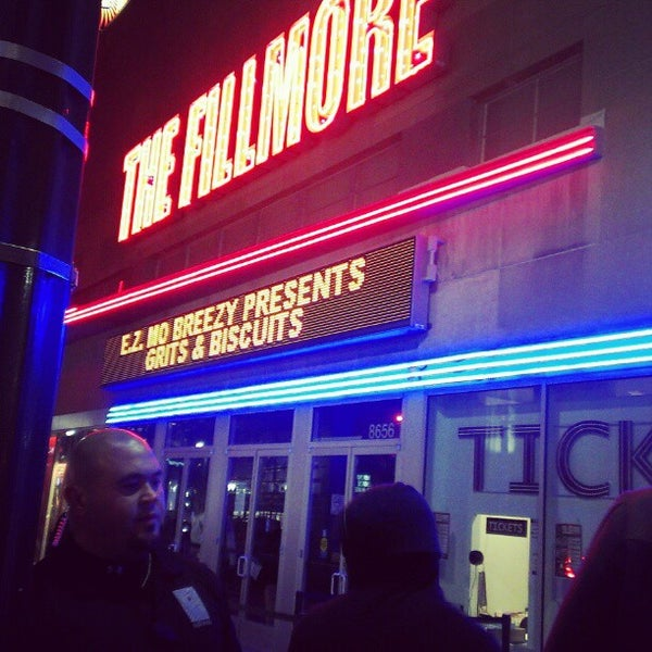 Photo prise au The Fillmore par Laura B. le1/19/2013