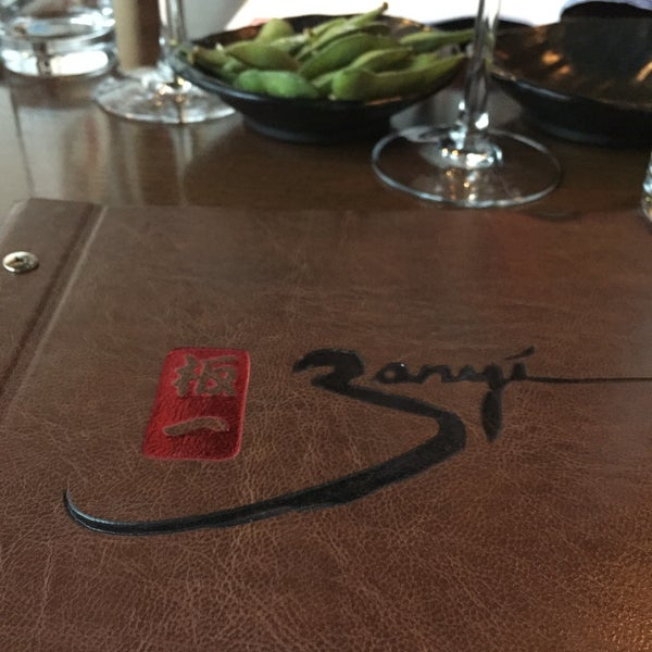 7/4/2016 tarihinde Laura 🔹🔺🔸ziyaretçi tarafından Banyi Japanese Dining'de çekilen fotoğraf