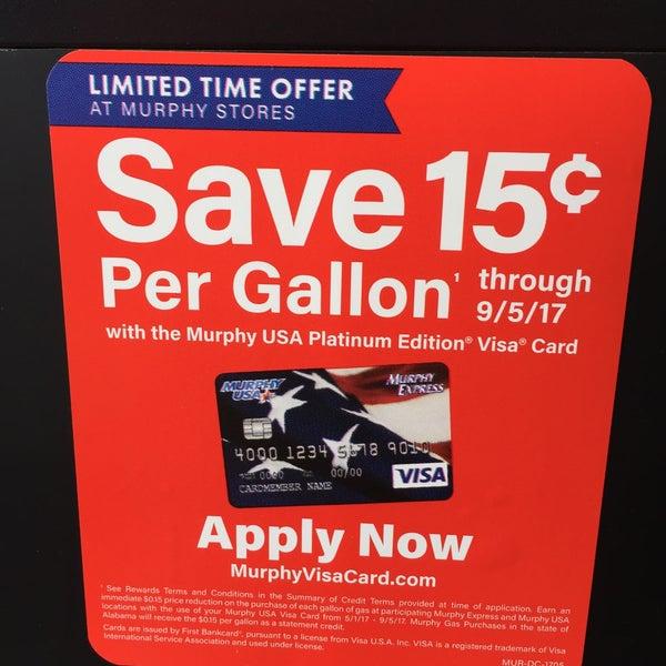 Murphy Visa Card >> Photos At Murphy Usa Gas Station