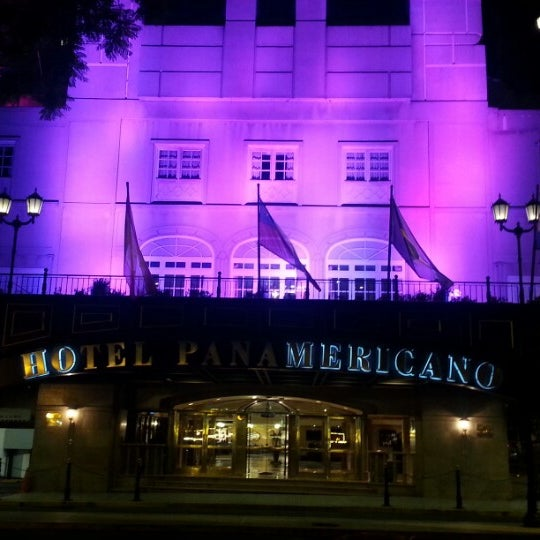 Снимок сделан в Hotel Panamericano пользователем Victor V. 2/10/2013