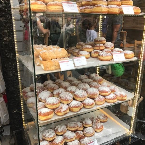 Donut, Berliner Tatlı lezzet