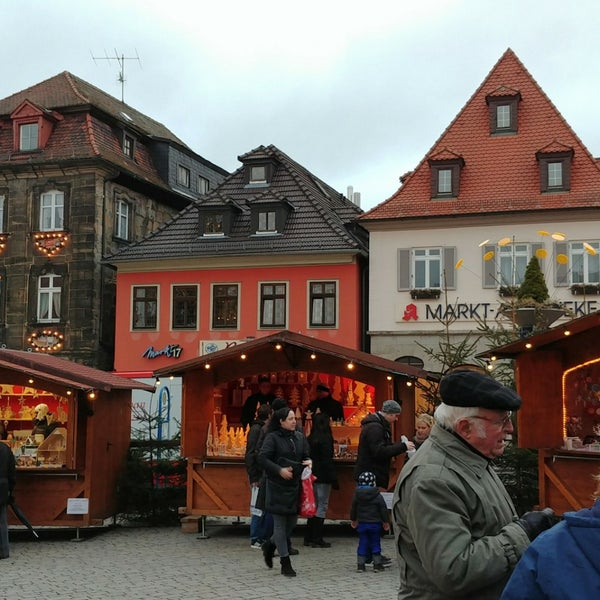 Weihnachtsmarkt W.Photos At Lichtenfelser Weihnachtsmarkt Now Closed Christmas