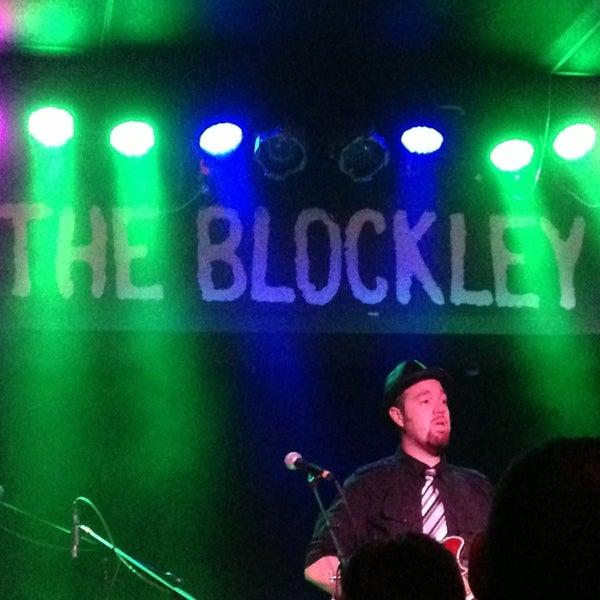 Снимок сделан в The Blockley пользователем Mike S. 7/19/2013