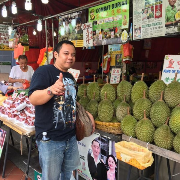 "Photo prise au ""Combat"" Top Quality Durian par Doni H. le2/13/2017"