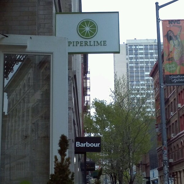 b65bd40758163 Piperlime (Now Closed) - SoHo - 121 Wooster St