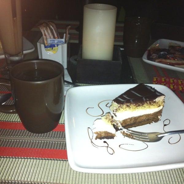 Das Foto wurde bei Kofetárica Café von Diana R. am 12/31/2012 aufgenommen