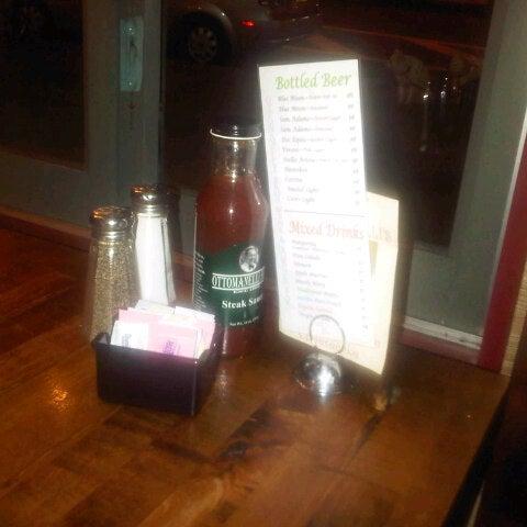"""Foto diambil di Ottomanelli's Wine & Burger Bar oleh STEVEN """"TIO"""" A. pada 1/2/2013"""