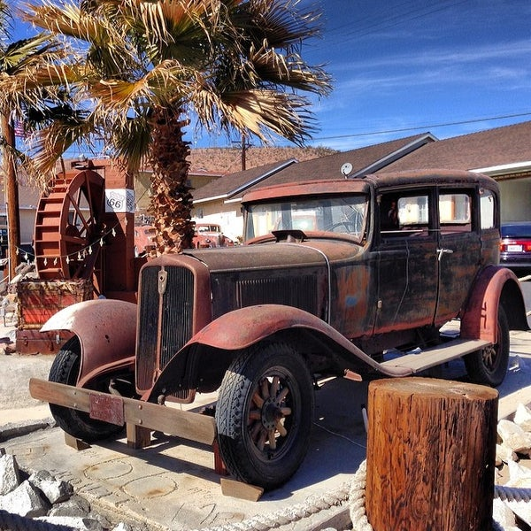 Foto diambil di Route 66 Motel oleh Танечка С. pada 2/16/2014