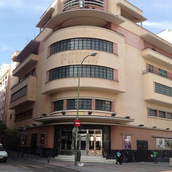 Foto tomada en Teatro Barceló por Felipe B. el 9/2/2013