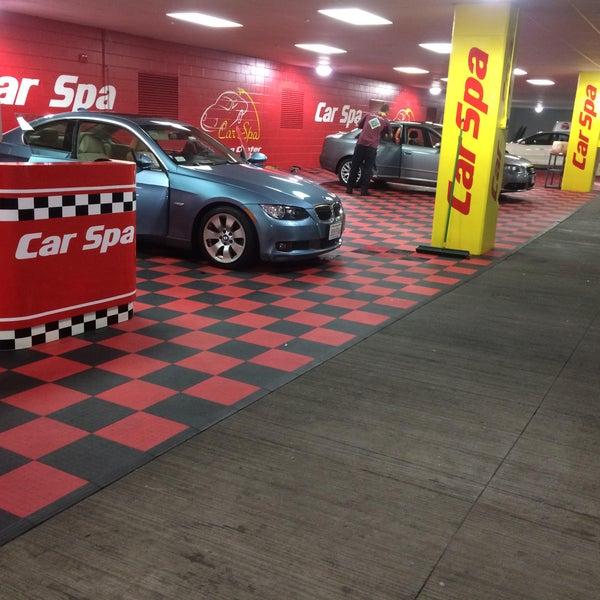 Photos At Car Spa Center