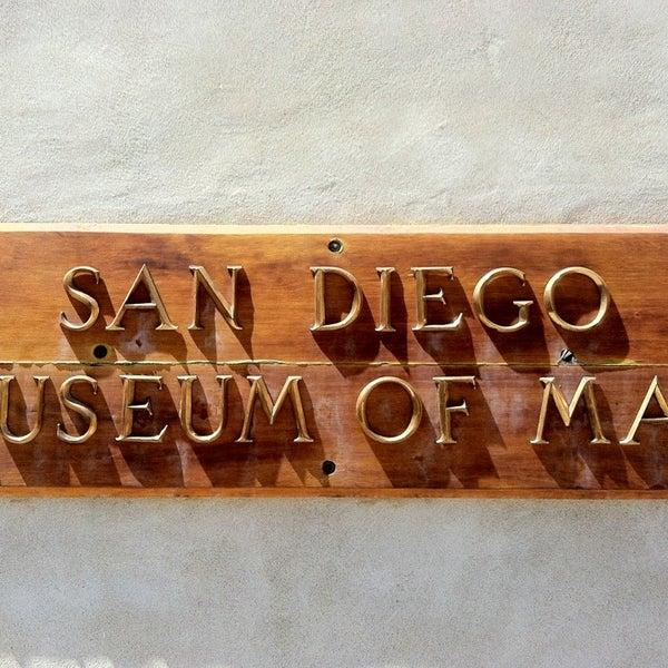 Foto scattata a San Diego Museum of Man da iDork il 7/7/2013