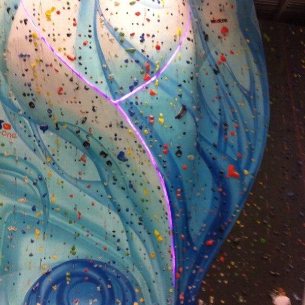 11/7/2013にOlga N.がSender One Climbing, Yoga and Fitnessで撮った写真
