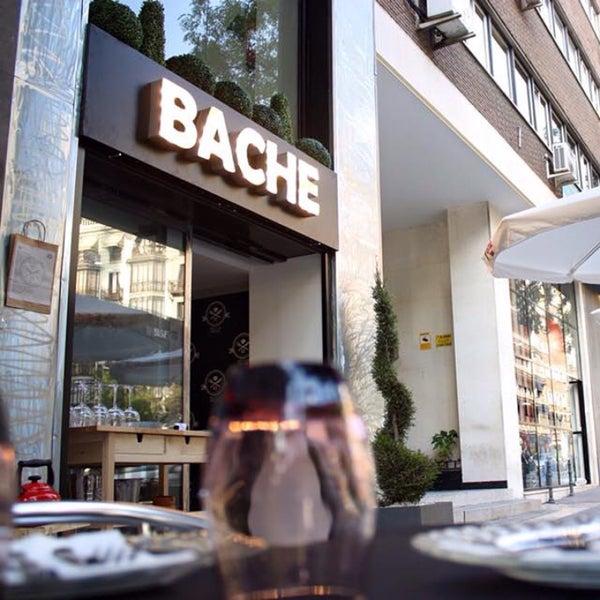 Foto tomada en Bache Restaurante por Aline M. el 7/25/2015