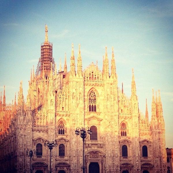 Photo prise au Dôme de Milan par Marina F. le6/29/2013