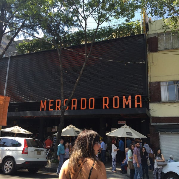 4/4/2015에 Clauari A.님이 Mercado Roma에서 찍은 사진