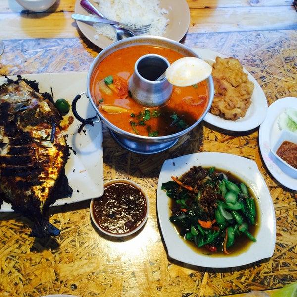 Photo Taken At Ikan Panggang Dapur Arang By Ellina S On 5 13