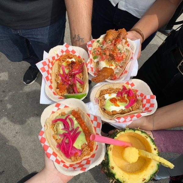 Photo prise au Seven Lives - Tacos y Mariscos par Ecem Y. le5/27/2019