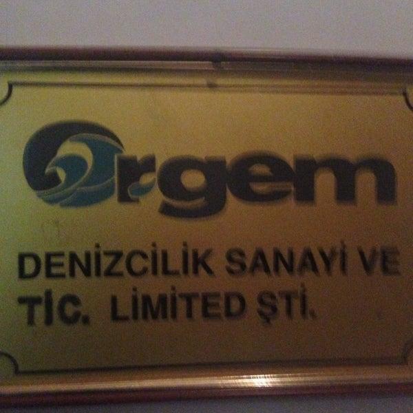 รูปภาพถ่ายที่ TST Orgem Shipping & Trading Co. LTD. HQ โดย Özge T. เมื่อ 8/14/2015