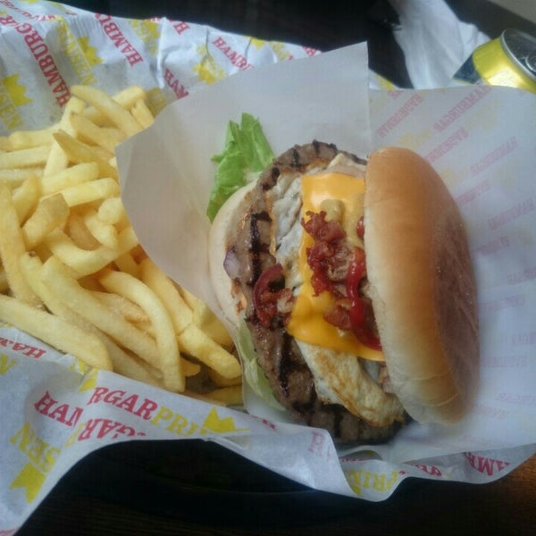 Photos At Hamburgarprinsen Burger Joint In Sundbyberg