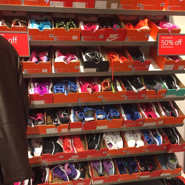 2a8d891b7392 Nike Factory Store - Sporting Goods Shop in Portsmouth