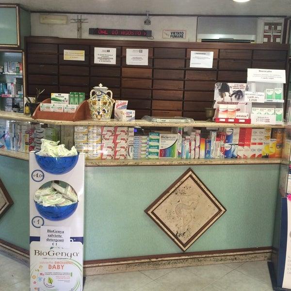 Foto scattata a Farmacia del Dott. Masciotta da Farmacia del Dott. Masciotta il 9/5/2015