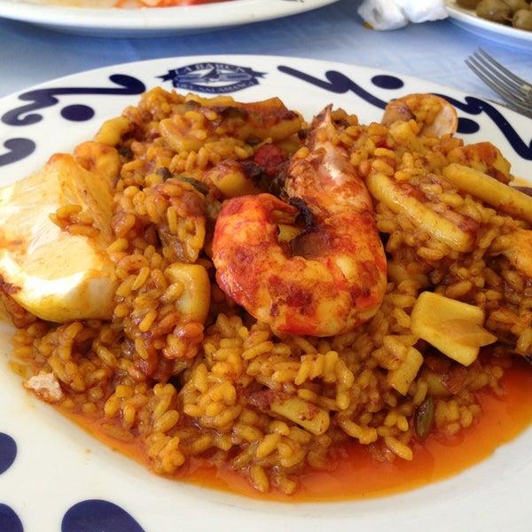 Das Foto wurde bei Restaurante Salamanca von sae am 7/28/2013 aufgenommen