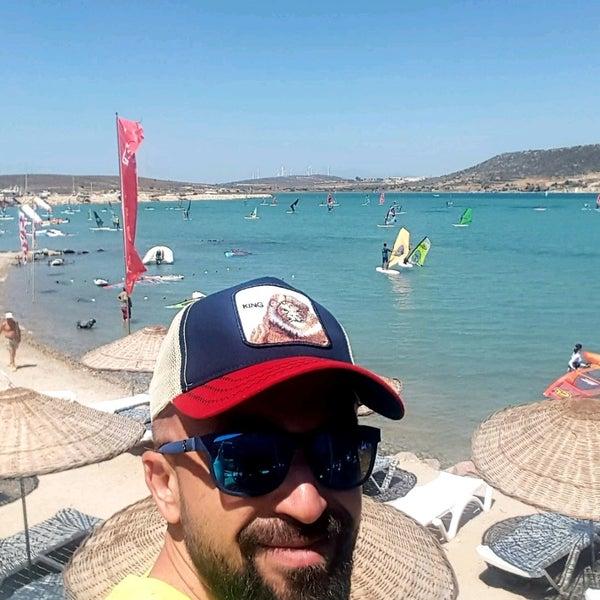 7/24/2020에 Mehmet A.님이 Alaçatı Surf Paradise Club에서 찍은 사진