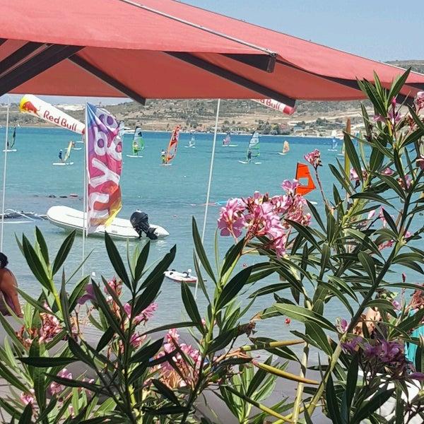 7/18/2020에 Mehmet A.님이 Alaçatı Surf Paradise Club에서 찍은 사진