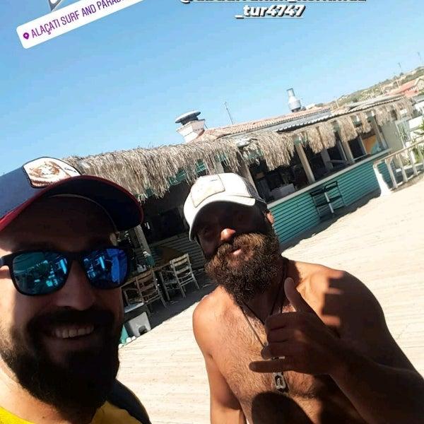 7/19/2020에 Mehmet A.님이 Alaçatı Surf Paradise Club에서 찍은 사진