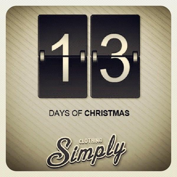 12/12/2013 tarihinde Andrea f.ziyaretçi tarafından Simply Clothing'de çekilen fotoğraf
