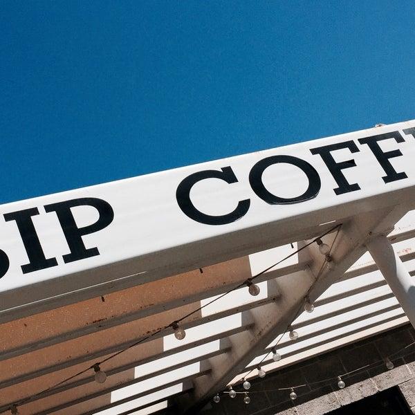 4/5/2017에 Dusty P.님이 Sip Coffee & Beer House에서 찍은 사진