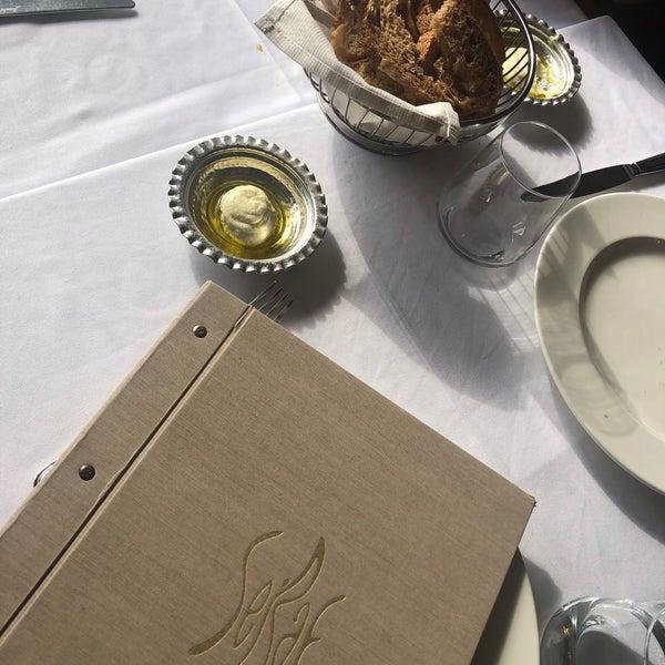 Photo prise au Seraf Restaurant par Tuğçe le1/26/2020