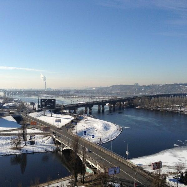 2/27/2013 tarihinde Alexander S.ziyaretçi tarafından Готель «Славутич»  / Slavutych Hotel'de çekilen fotoğraf