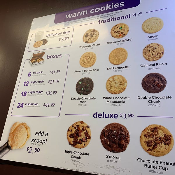 Insomnia Cookies - Dessert Shop in New York