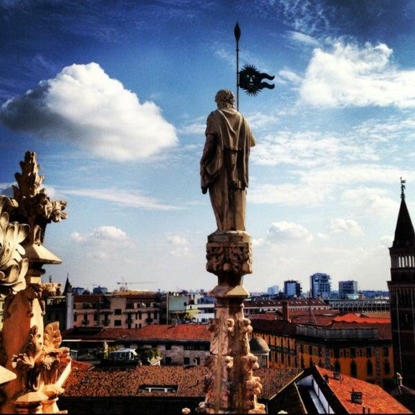 Photo prise au Dôme de Milan par Mhmtali le5/23/2013
