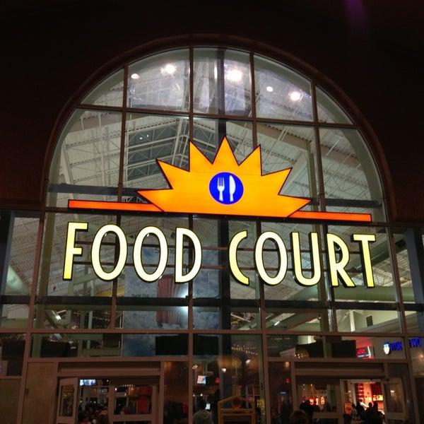 Alimentação no Premium Outlet - Compras em Orlando