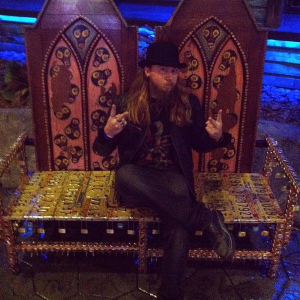 Снимок сделан в House of Blues пользователем Billy M. 1/24/2013